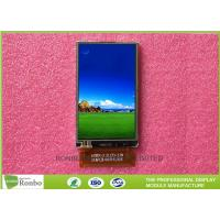 Wholesale Screen Ratio:10:6 3.2 Inch TFT Resistive Touch LCD Screen 240x400 High Luminace MCU 16 Bit from china suppliers