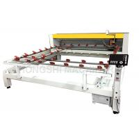 Buy cheap Compact Structure Computerized Quilting Machines 1.5KW 220V 50Hz Power from wholesalers