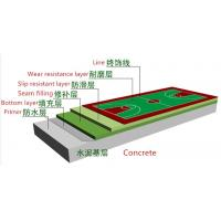 Wholesale Eco Friendly Acrylic Floor Paint Basketball Court Coating Anti Weather Aging from china suppliers