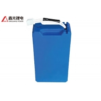 Buy cheap 2000 Cycles E Bike 48V 12AH Li - Ion Electric Bicycle Battery Pack from wholesalers