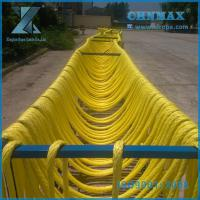 Buy cheap CHNMAX HMPE high strength rope MSC JADE 399mtr vessel mooring rope from wholesalers