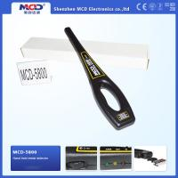 Buy cheap Portable Handheld Metal Scanner Clear Audible / Silent / Vibrate Led Alarm from wholesalers