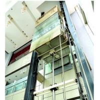 Buy cheap Gearless Technology 35F Hydraulic Passenger Elevator With Small Machine Room from wholesalers