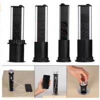 China Electrical Kitchen Pop Up Power Sockets Multifunctional Vertically Installed on sale