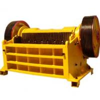 Buy cheap Gongyi PE Series Komatsu Mobile Jaw Crusher With Simple Structure from wholesalers