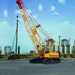 Buy cheap 75 Ton XGC75 Lattice Boom Crawler Crane Heavy Duty Max. Lifting Height 62.1m from wholesalers