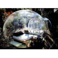 Wholesale Customized Inflatable Bubble Tent , Transparent Bubble Rooms 2 Years Warranty from china suppliers