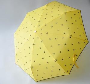 Wholesale Micro Mini Manual Open Umbrella , Wind Resistant Rain Umbrella8 Durable Ribs from china suppliers