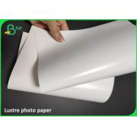 Buy cheap A3 RC Lustre Photo Paper 230gsm Cardboard Paper Roll For All Inkjet Printers from wholesalers