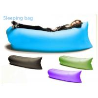 Buy cheap New Coming Inflatable Sleeping Bag/ Sofa/ Bed Air Bag, Colorful Outdoor Sleeping Air Bag from wholesalers
