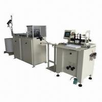 Buy cheap Double Loop Wire Forming and Binding Machine in Line with One Year Warranty from wholesalers