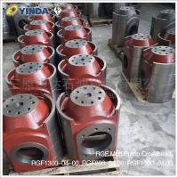 Wholesale RGF1300-04-00 RGF Mud Pump Spares Crosshead RGF800-04.00 For Oil Drilling Field from china suppliers