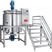 Buy cheap Liquid detergent production machine from wholesalers