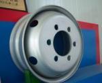 Buy cheap EU model :22.5x8.25 truck wheel rim from wholesalers