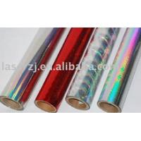Buy cheap Holographic BOPP laser packaging film from wholesalers