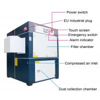 Buy cheap Central Welding Cutting Fume Extraction Unit 9500m3/h product