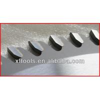 Buy cheap tungsten carbide trimming wood saw blade from wholesalers