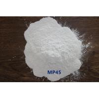 White Powder Vinyl Chloride Resin MP45 Applied In Composite Gravure Printing Inks