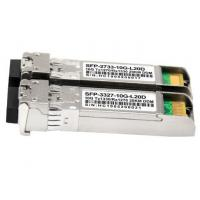 Buy cheap Telecommunication 10g Xfp Transceiver Fiber Optic Module Huawei Compatible from wholesalers