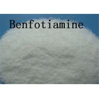 Buy cheap Benfotiamine Benzoyl Thiamine Monophosphate 22457 89 2 White Crystalline Powder from wholesalers