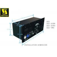 Buy Cheap 900W Power Amplifier Module With DSP For Stage Monitor Speaker From Wholesalers