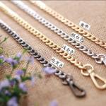 Buy cheap Stylish Handbag Strap Hardware , Metal Handbag Chains ROHS SGS Certificate from wholesalers