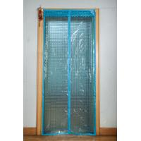 Buy cheap super quality invisible magnetic strip plastic door curtain 90*210cm from wholesalers