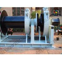 Buy cheap Boat Safety Marine Φ76 / 78 Hydraulic Anchor Windlass And Winch from wholesalers