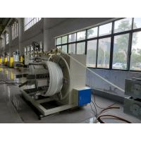 Buy cheap AF-63 HDPE Pipe Extrusion Production Line , Plastic Pipe Extrusion Machine from wholesalers