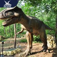 Buy cheap Professional Realistic Dinosaur Models Hands Moving Theme Park Huge Decoration product