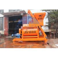 Wholesale Big Industrial Vertical Cement Mixer, Portable Self Loading JS1000 Electrical Concrete Mixer from china suppliers