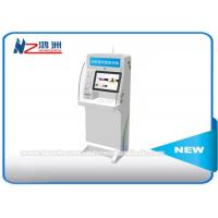 Buy cheap Multimedia Self Service Hotel Lobby Kiosk Digital Signage Displays Stand from wholesalers