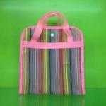 Buy cheap New mesh fashion bag, new style, mesh bag, wash bag from wholesalers