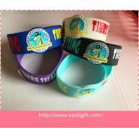 Wholesale fashion design china made silicone wristband from china suppliers