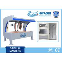 Buy cheap Sheet Metal Roof Type Spot Welding Machine With Copper Table and Balanced Welding Head from wholesalers