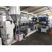 Buy cheap CE Certification Plastic Plate Extrusion Line HDPE Wide Waterproof Sheet Extrusion from wholesalers