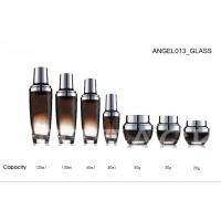 Buy cheap Colored Cosmetic Glass Containers With Spraypainting For Body Care from wholesalers