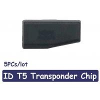 Buy cheap ID T5 Car Key Transponder Chip for CITROEN, NISSAN, HONDA, VAG, AUDI, FIAT, BUICK from wholesalers