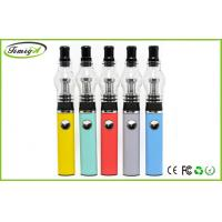 Big Vapor Glass Globe Style Dry herb vaporizers with 400puffs / 360mah Battery Manufactures