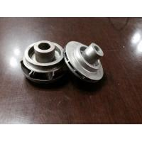 Buy cheap Shenzhen OEM/ODM casting parts for turbine parts/vavle/flange fittings/industry metal  stainless steel turbine parts from wholesalers