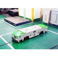 Buy cheap WIFI Communication Bi Directional Tunnel AGV Vehicle With ±10mm Guiding Accuracy from wholesalers
