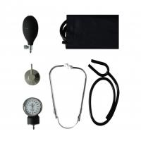 Buy cheap Medical Hospital Portable Aneroid Sphygmomanometer With Stethoscope from wholesalers