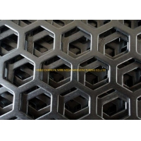 Buy cheap Radiator Grills 2mm Thickness Perforated Sheet Punching Mesh from wholesalers