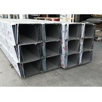 Buy cheap 304 316l 321 310s 410 430 U Channel Stainless Steel , Stainless Steel Angle Bar from wholesalers