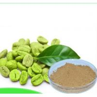 Buy cheap Healthy Natural Food Additives Green Coffee Bean Extract For Migraine Medications from wholesalers