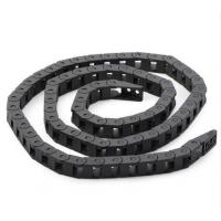 Buy cheap Low Noise Cable Drag Chain Fast Movement Plastic Drag Chain Cable Carrier from wholesalers
