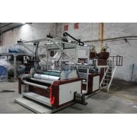 Co - Extrusion Stretch Film Extrusion Line ,  Film Production Line 500-1500mm Film Width Manufactures
