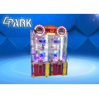 China Electronic Monster Drop Redemption Game Machine with LCD Monitor on sale