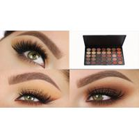 Buy cheap Private Labelling Makeup 35 Colors Eyeshadow Palette , Same Quality As Morphe Eyeshadow product