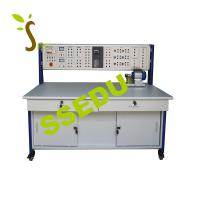 Buy cheap Motor and Frequency Converter Speed Control Trainer Electrical Training Equipment Didactic Equipment Teaching Equipment from wholesalers